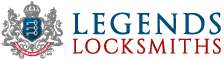 Legends Locksmith Logo