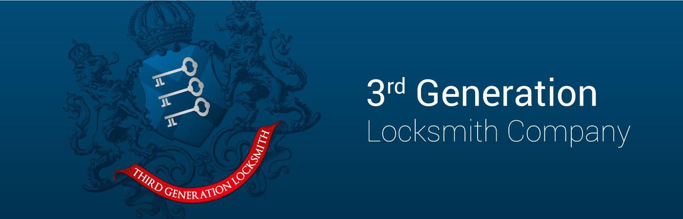 Legends Locksmith 3rd Generation Locksmith